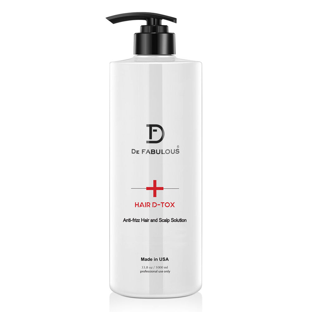 De Fabulous Hair D-tox (Detox) Treatment | 4.0 fl oz - 33.8 fl oz |