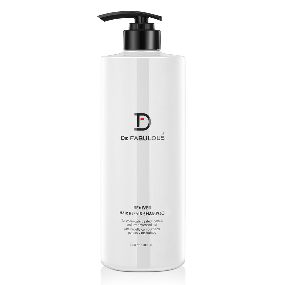 De Fabulous Reviver Hair Repair Shampoo | 8.5 fl oz - 33.8 fl oz |