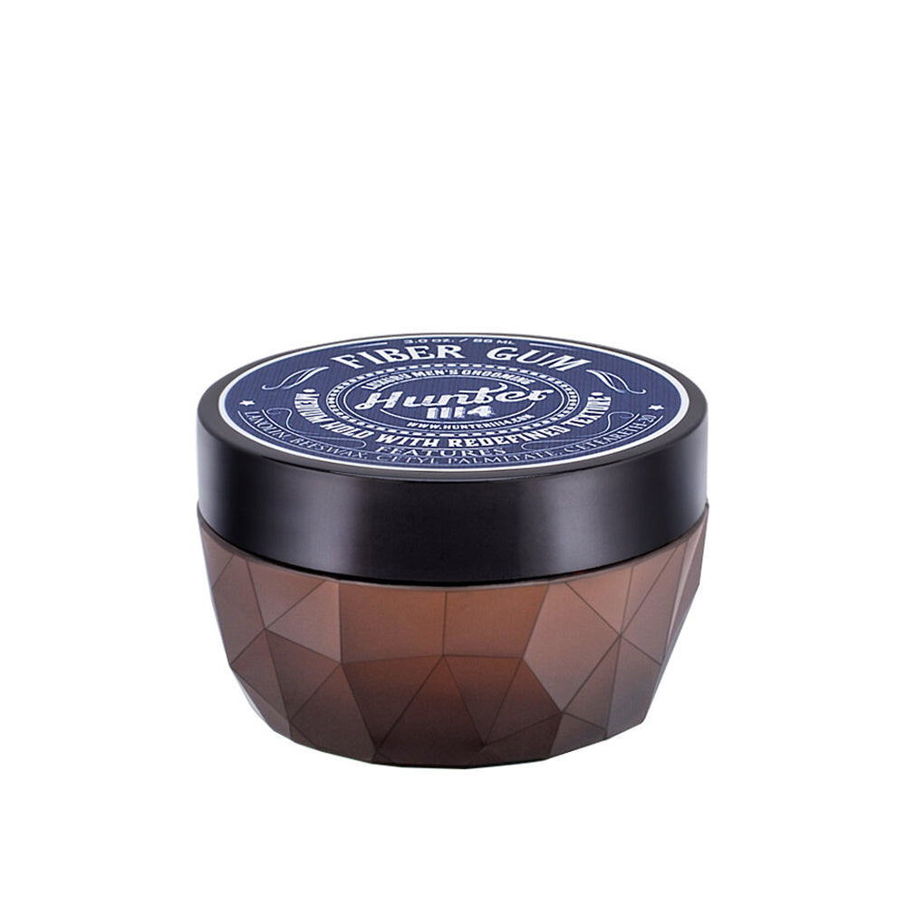 Hunter 1114 Men's Grooming | Fiber Gum - Medium Hold with Redefined Texture-Keeping Lusty