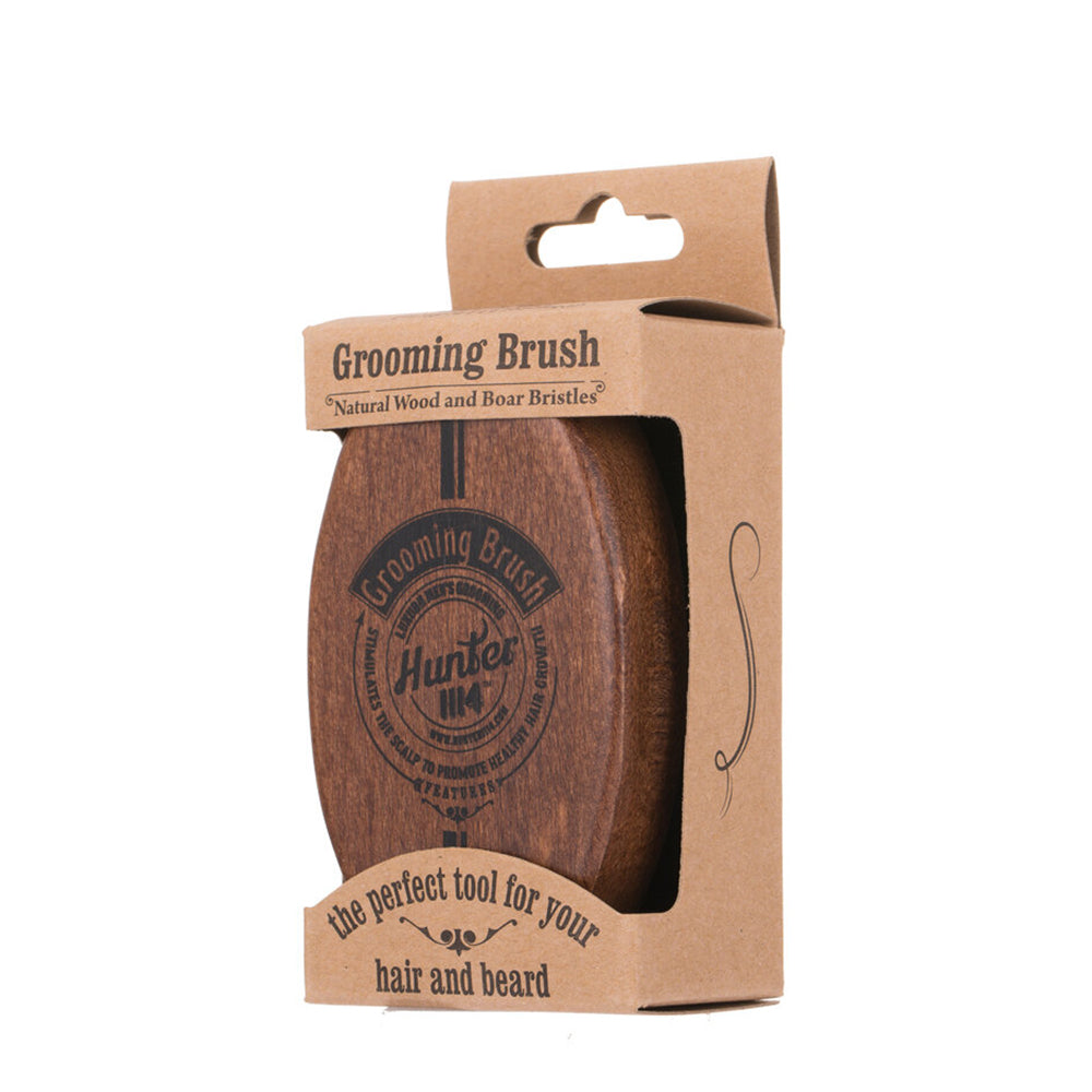 Hunter 1114 Men's Grooming | Grooming Brush-Keeping Lusty