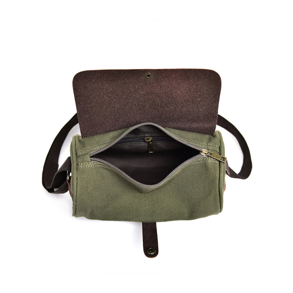 Hunter 1114 Men's Grooming | Military Messenger Bag-Keeping Lusty