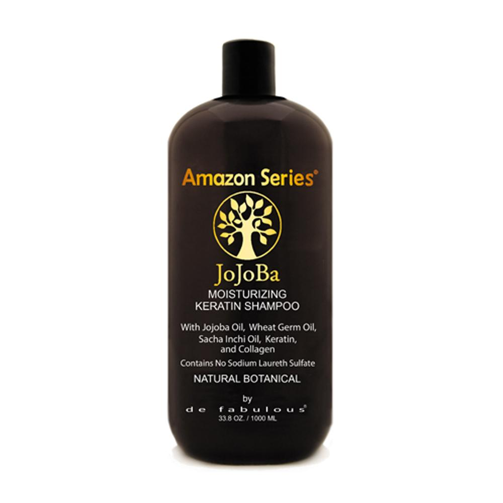 Amazon Series Jojoba Moisturizing Keratin Shampoo-Keeping Lusty