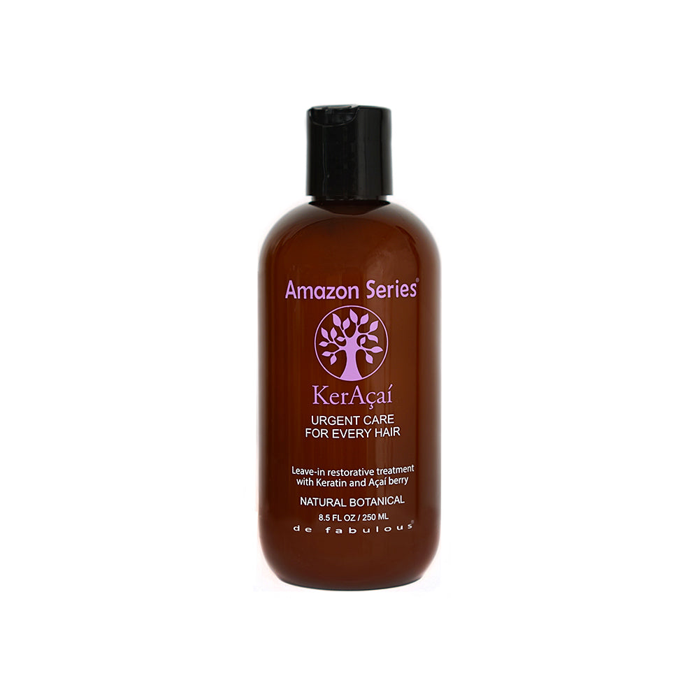 Amazon Series Keraçaí Restorative Leave-In Treatment | 8.5 fl oz |