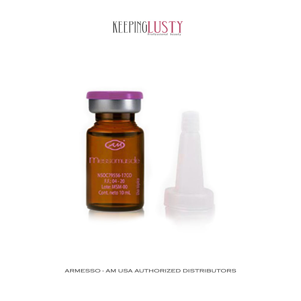 Armesso-AM Messomuscle | Mesotherapy Serum | - Keeping Lusty