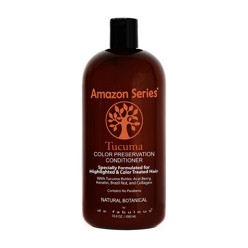 Amazon Series Tucuma Color Preservation Conditioner | 8.5 fl oz - 33.8 fl oz |