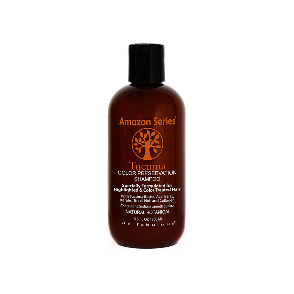 Amazon Series Tucuma Color Preservation Shampoo-Keeping Lusty