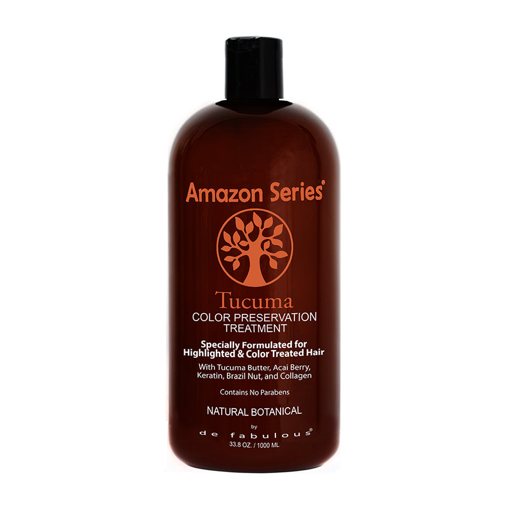 Amazon Series Tucuma Color Preservation Treatment | 8.5 fl oz - 33.8 fl oz |