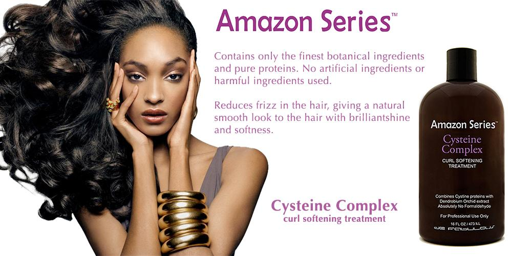 Amazon Series MuruMuru Keratin Series