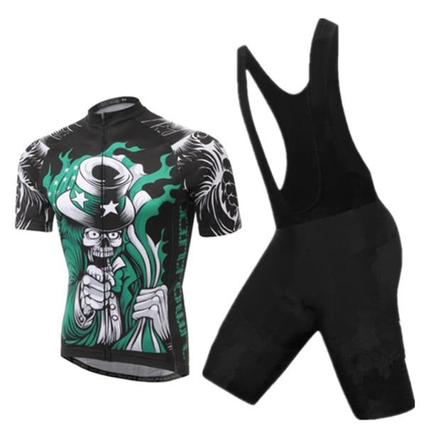 Funny Skull Cycling Sets