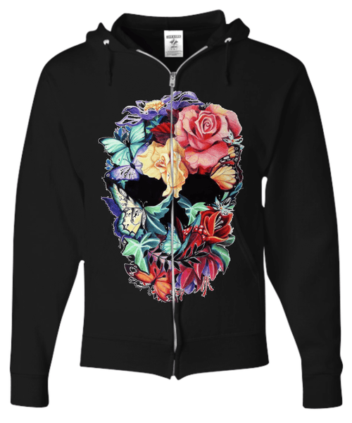 Ladies Clothing With Skulls On