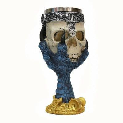 Ancient Old Skull Goblet Collections