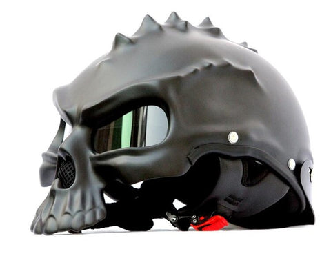 DEMON Edition - Motorcycle Helmet