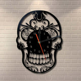 Time of Death Wall Clock