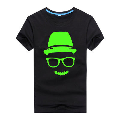 Skull Luminous T-Shirts Collection