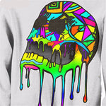 Colorful Skull 3D Sweatshirt