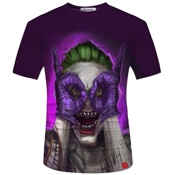 The Purple Creep Shirt