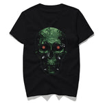 The Green Skull T-Shirt