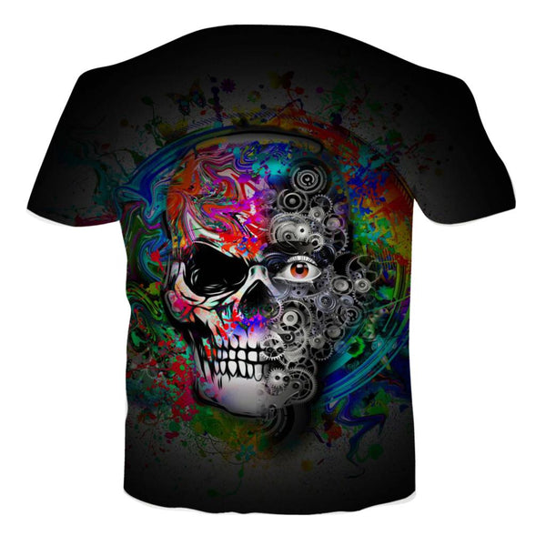 The Fire Skull Monster Collection