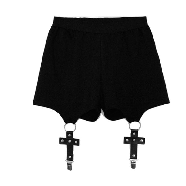 Cross Ring Shorts