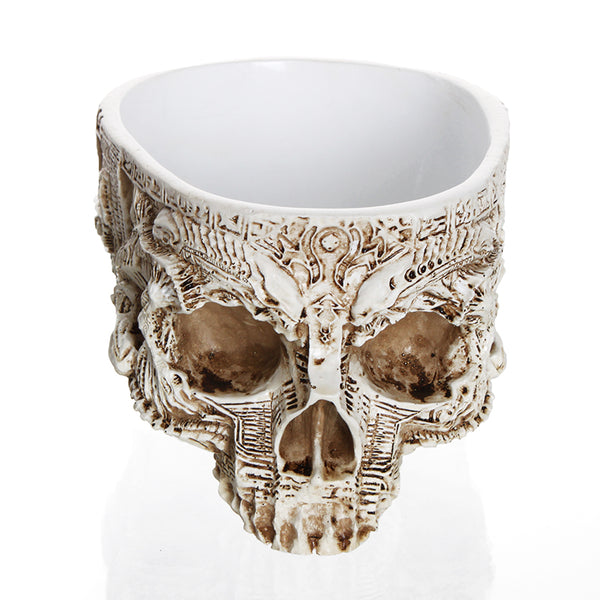 Skull Sector Plant Pot - Limited Edition