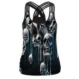 Gothic Summer Tank Tops