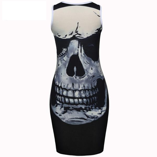 Close-Up Smile Mini Dress