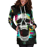 Vicious Skull Long Sleeve