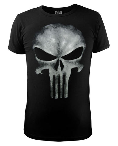 THE PUNISHER Skull T Shirt