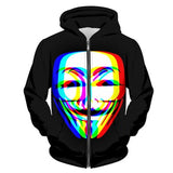 Damascus Hoodies