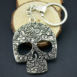 Skull Metal Key Holder