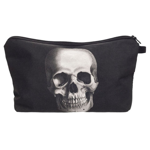 3D Edition Make-up bag  -  make up bag - Skull Sector