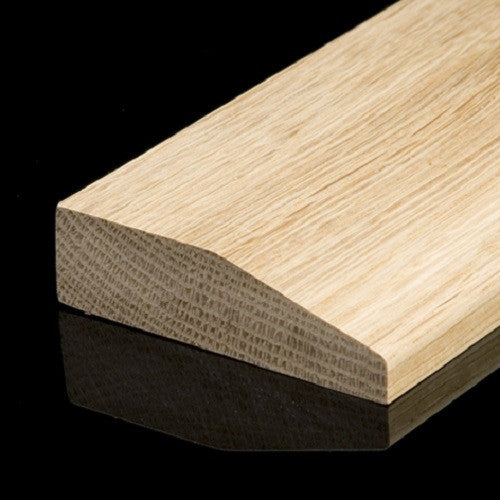 Solid Oak Chamfered Skirting 2 4m Pro Fit Mouldings Ltd