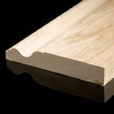 Solid Oak Ogee Architrave Set (65mm x 20mm) - Single Door