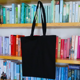 Prairie | P050TB | Tote Bag Fairtrade Organic | Black