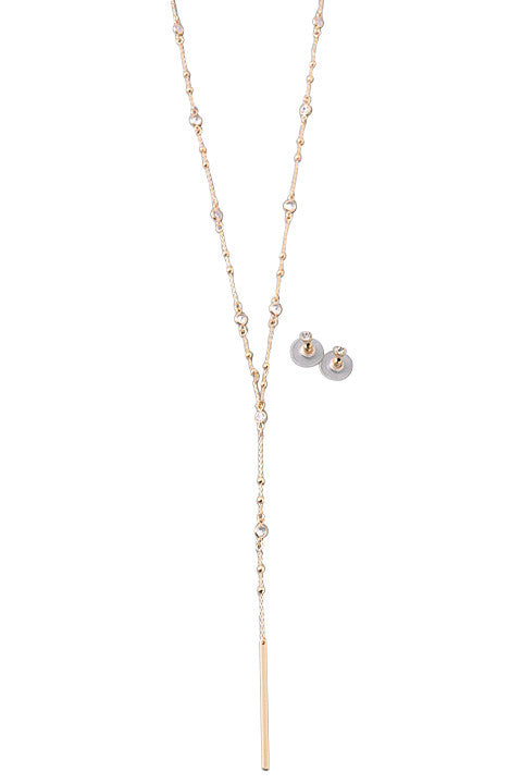 Tya Jewel Necklace