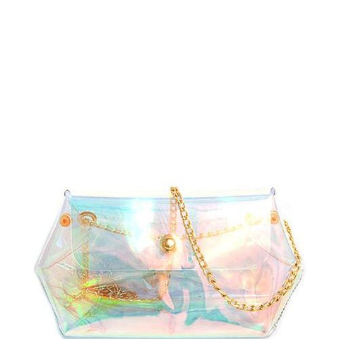 Joie Straw Clutch