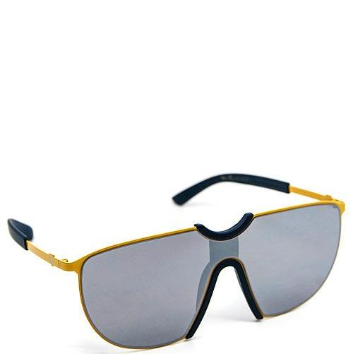 GOLD SILVER SUNGLASSES