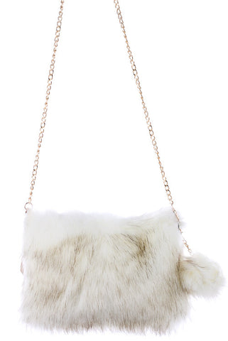 Jinni Fur Purse