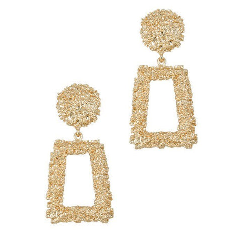 Anna Cross Earrings