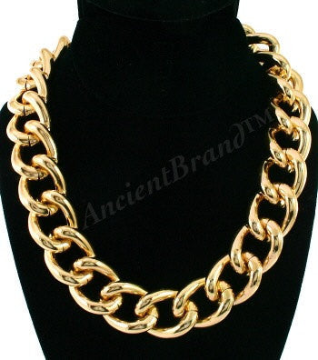 "Gold ""Pineapple"" Necklace"