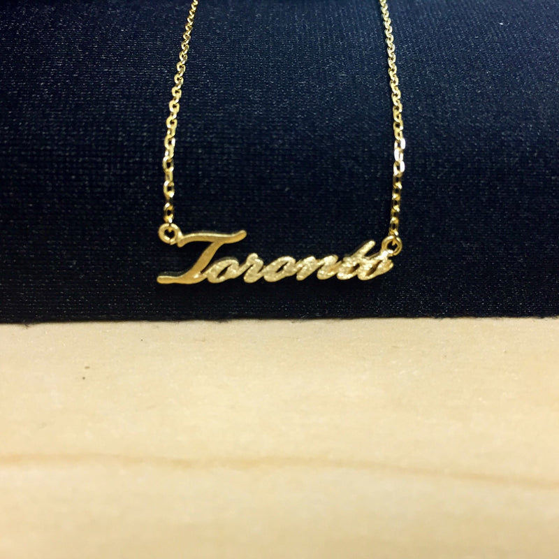 Toronto Necklace