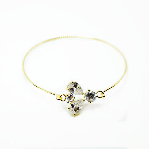 Hazel Latch Bracelet
