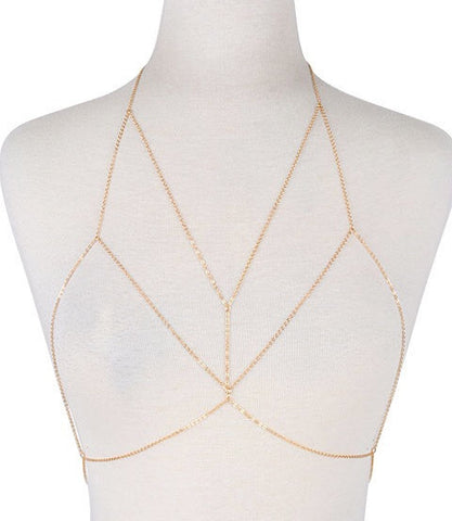 Jazz Bra Body Chain