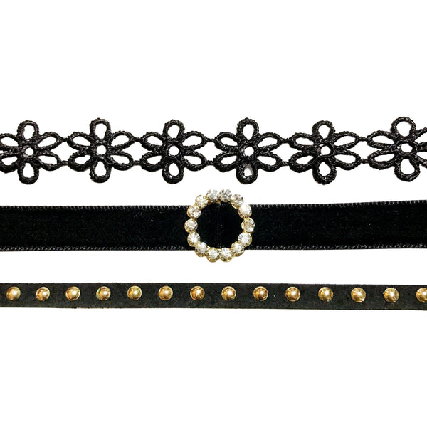 Coachella Choker Set