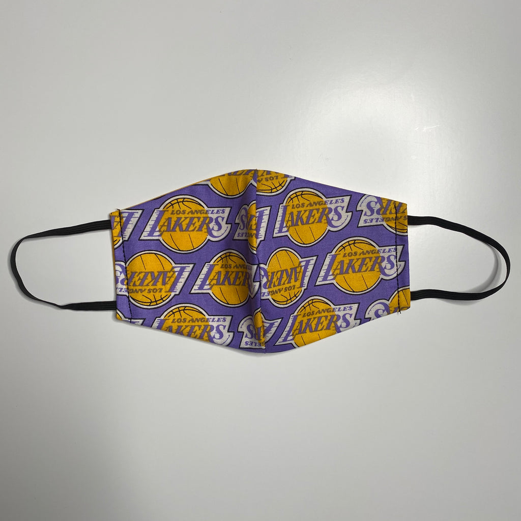 Los Angeles Lakers Mask - Reversible