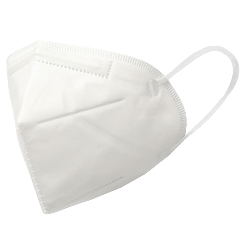 KN95 FACE MASK 95% FILTRATION NON-WOVEN FABRIC PROTECTIVE MASKS DUST PARTICLES POLLUTION FILTER