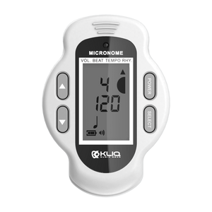 MicroNome - Rechargeable Digital Clip-On Metronome