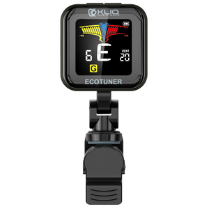 KLIQ EcoTuner - Clip-On Tuner for All Instruments
