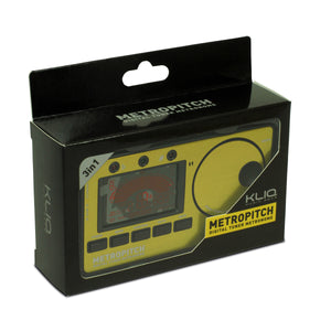 MetroPitch - Digital Metronome Tuner For All Instruments, GOLD