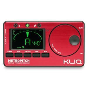 MetroPitch - Digital Tuner Metronome